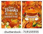 Thanksgiving Day Dinner Poster...
