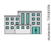 big city building icon image