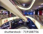 frankfurt germany may 08 ... | Shutterstock . vector #719188756
