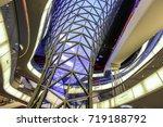 frankfurt germany may 08 ... | Shutterstock . vector #719188792