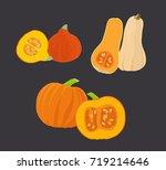 Three Pumpkin Species  ...