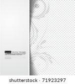 eps10 vector monochromatic... | Shutterstock .eps vector #71923297