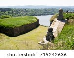 the panoramic view of the... | Shutterstock . vector #719242636