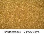abstract glitter  lights... | Shutterstock . vector #719279596