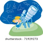 science day | Shutterstock .eps vector #71929273
