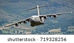 Military transport aircraft...