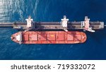 Bulk Carrier Docked In A...