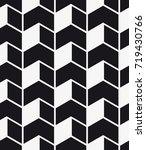 vector seamless pattern. modern ... | Shutterstock .eps vector #719430766