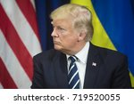 new york  usa   sep 21  2017 ... | Shutterstock . vector #719520055