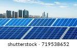 nanchang  ecological energy... | Shutterstock . vector #719538652