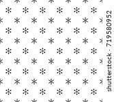 christmas new year seamless... | Shutterstock .eps vector #719580952