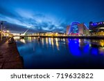 the beautiful view of the...   Shutterstock . vector #719632822