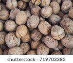 Small photo of close-up crustacean walnut