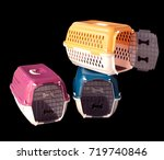 pet carriers or portable animal