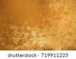 Gold Colour Velvet Fabric...