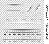 dividers  | Shutterstock . vector #719969656