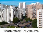 moscow  russia   september 20....   Shutterstock . vector #719988496