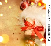 christmas holiday background   Shutterstock . vector #719999476