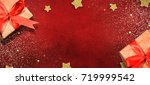 christmas and new year s...   Shutterstock . vector #719999542