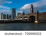 hoboken   nj usa    september... | Shutterstock . vector #720000322