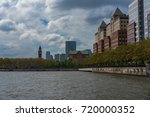 waterfront by sinatra drive in... | Shutterstock . vector #720000352
