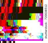 vector vibrant colorful modern...   Shutterstock .eps vector #720038512