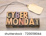 cyber monday   internet holiday ... | Shutterstock . vector #720058066