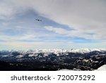 whistler  british columbia ... | Shutterstock . vector #720075292