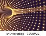 Many Light Balls Building A...