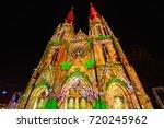 eindhoven  netherlands   12... | Shutterstock . vector #720245962