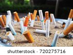 Cigarettes Are Then Left In Th...