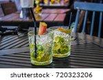 drinks   Shutterstock . vector #720323206