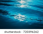 turquoise sea water | Shutterstock . vector #720396262