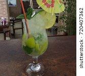 cocktail   Shutterstock . vector #720407362