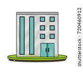urban tower building