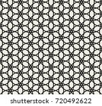 abstract floral seamless vector ... | Shutterstock .eps vector #720492622