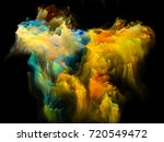 island in the void series....   Shutterstock . vector #720549472