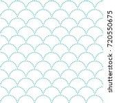 abstract wavy backdrop.... | Shutterstock .eps vector #720550675