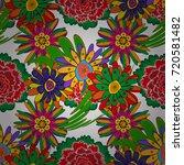 tileable vector pattern for...   Shutterstock .eps vector #720581482