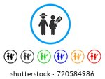 marriage of convenience rounded ...   Shutterstock .eps vector #720584986