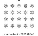 snowflakes ui pixel perfect...