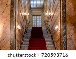 monte carlo  monaco   aug 13 ... | Shutterstock . vector #720593716