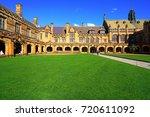 sydney  australia  7 aug 2017 ... | Shutterstock . vector #720611092