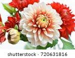 Autumn Dahlias Bouquet