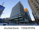 Small photo of SYDNEY, AUSTRALIA -7 AUG 2017- The Headquarters building of the Reserve Bank of Australia (RBA) located on Martin Place in the Central Business District of Sydney.