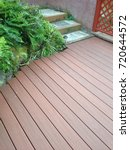 Small photo of Artificial Wood Deck