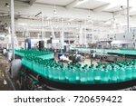 bottling plant   water bottling ... | Shutterstock . vector #720659422