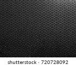 black background. leatherette...   Shutterstock . vector #720728092