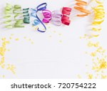 party background | Shutterstock . vector #720754222