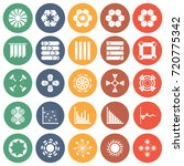 infographic icons   Shutterstock .eps vector #720775342